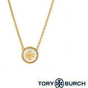 Tory Burch ■ Semi Precious MOP Necklace